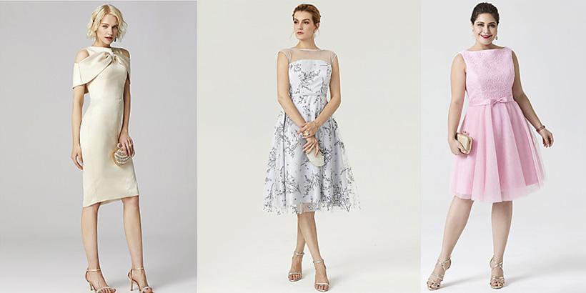 10 vestidos bonitos e elegantes para quem vai casar no cartório!