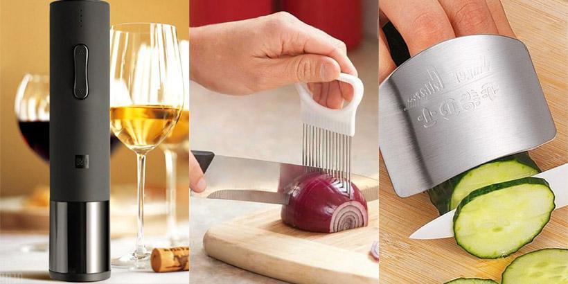 10 coisas PRÁTICAS e PERFEITAS pra quem quer cozinhar, SEM ENROLAÇÃO!