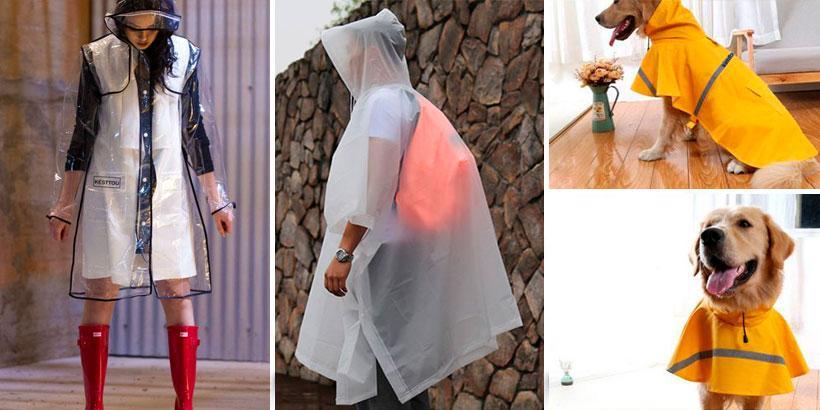 10 capas PERFEITAS pra quem NÃO QUER estar na chuva E NEM se molhar!