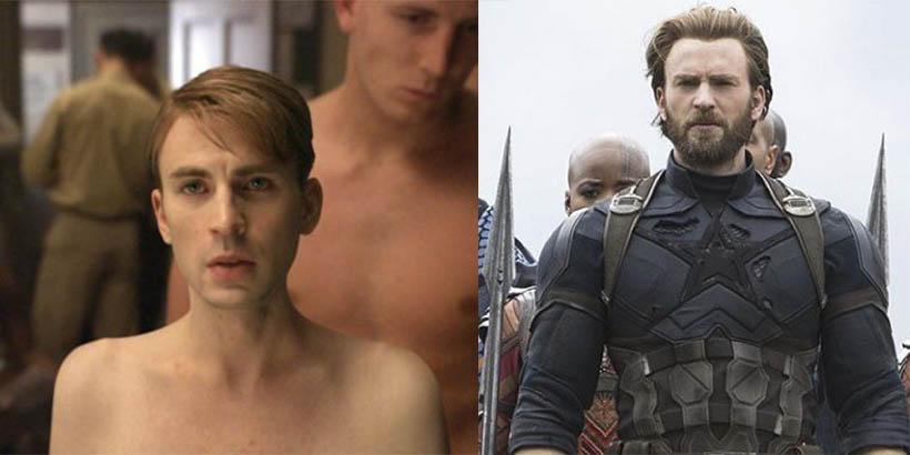 10 cenas INESQUECÍVEIS para se despedir de Chris Evans como CAPITÃO AMÉRICA!