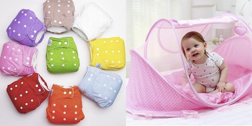 Presentes de Chá de bebê, por MENOS DE R$50!