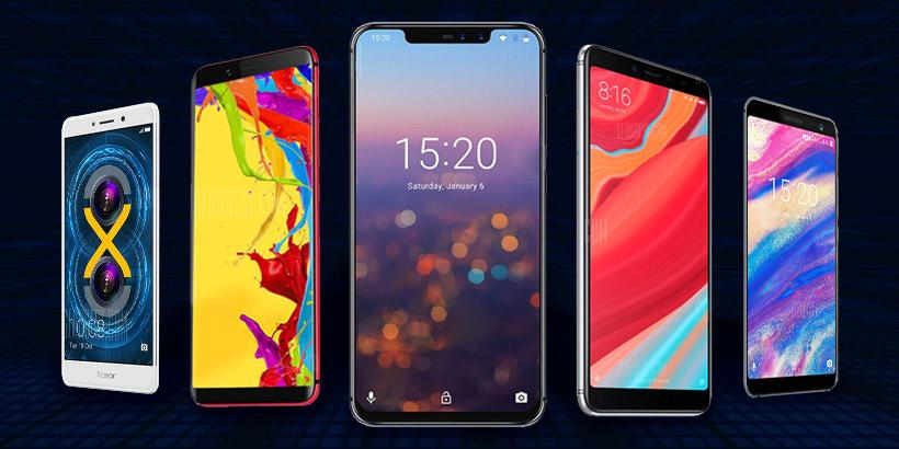 5 celulares ABSURDOS que você consegue comprar com MIL REAIS!