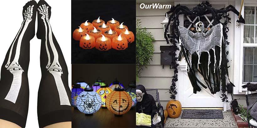 10 presentes de Halloween para dar para a sua SOGRA!