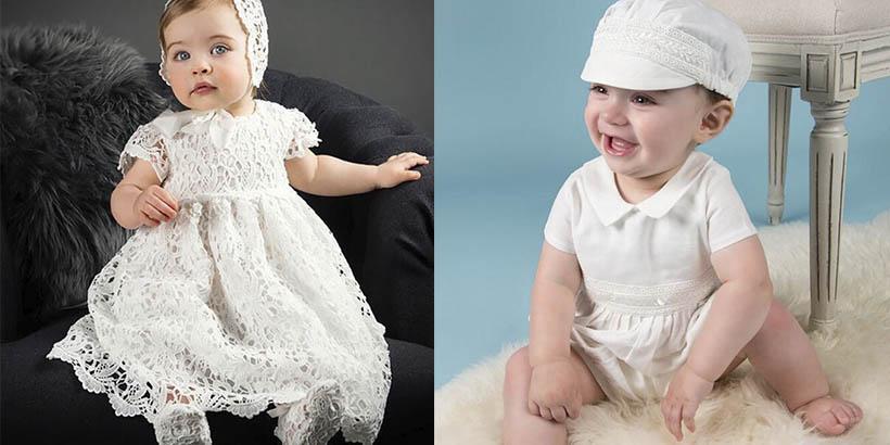 10 trajes para o seu filho ser batizado em grande estilo!