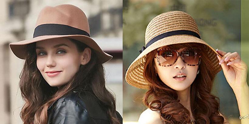 10 chapéus, bonés e viseiras perfeitas para o verão!