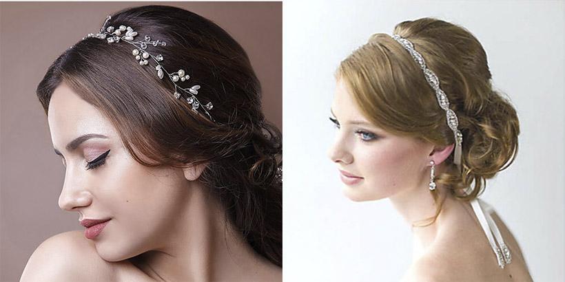 10 brincos e enfeites de cabelo que vão deixar as noivas ainda mais deslumbrantes!