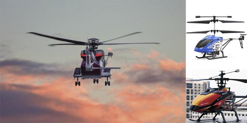 10 helicópteros de controle remoto IMPERDÍVEIS para adultos!