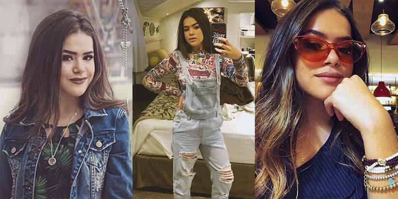 10 provas de que Maísa Silva esbanja PERSONALIDADE quando o assunto é MODA!