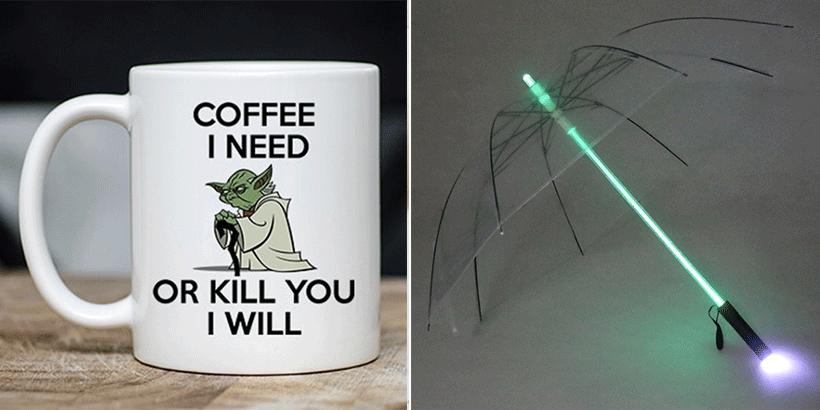 5 coisas PERFEITAS para quem é FÃ DE VERDADE de Star Wars!