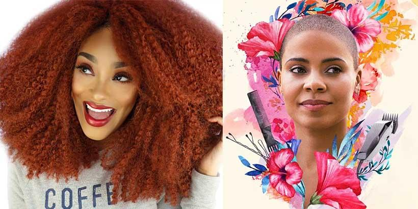 10 itens para cabelo afro inspirados em FELICIDADE POR UM FIO!