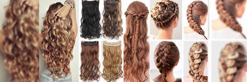 10 perucas, apliques e tranças SINTÉTICAS que vão REVOLUCIONAR seu estilo!