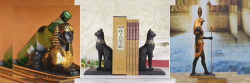 10 dicas de decorações BARATAS para quem AMA o Egito!