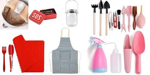 10 utensílios e acessórios para quem AMA design.