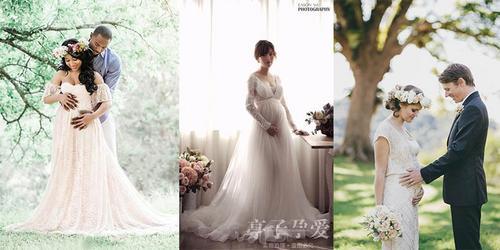 11 vestidos de noiva PERFEITOS para GRÁVIDAS ficarem DESLUMBRANTES!
