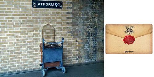Para quem está esperando sua carta de Hogwarts