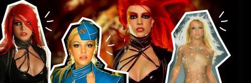 10 motivos para MORRER DE SAUDADES da Britney do clipe Toxic